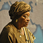 Ellen Johnson Sirleaf, courtesy of  Chatham House, London, via Creative Commons License