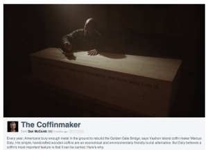 The Coffinmaker
